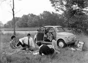 Der Fiat Cinquecento stand wie kein anderes Auto seiner Zeit für italienischen Lebensstil. (Bild: PD)