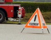 Feuerwehr-Einsatz in Gross SZ. (Symbolbild / Archiv)