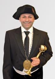 Walter Schaller ist neuer Zunftmeister in Ruswil. (Bild: PD)