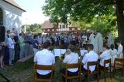 Kapelle Altwis (Bild: PD)
