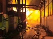 Beim Brand vor sechs Jahren wäre ein Angestellter fast umgekommen. (Bild: L'Est Républicain)