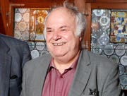 Er soll den Autor Markus Zangger sexuell und psychisch misshandelt haben: Jürg Jegge, ehemalige Leiter einer Sonderschule. (Bild: Archiv ZZ)