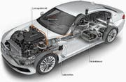 Gelungene Kombination zwischen Elektro- und Benzinmotor. (Bild: PD)