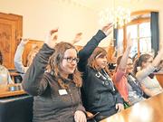 Die Jugend ist sich einig: Es braucht mehr Ausgangsmöglichkeiten. (Archivbild Anian Heierli)