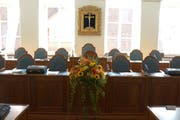 Blick in den Obwaldner Kantonsratssaal. (Bild: Markus von Rotz / Neue OZ)