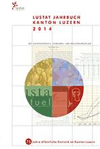 Cover des Lustat Jahrbuch 2014. (Bild: PD)