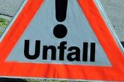 Vier Unfälle ereigneten sich in Uri von Freitag bis Sonntag. (Symbolbild Neue LZ)