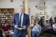 Der Zürcher Stadtrat Filippo Leutenegger. (Bild: Ennio Leanza/Keystone)