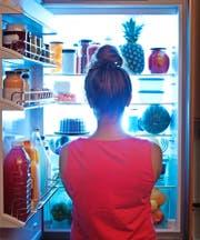«Keine Angst vor dem Essen», sagt Uwe Knop. «Nehmen Sie das, was Ihr Körper wünscht, dann ist es gut für Sie. Einen Feind auf Ihrem Teller gibt es nicht.» (Bild Getty)
