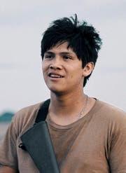 Nero (Johnny Ortiz) im Irak-Krieg. (Bild: PD)