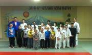 Der Judo & Jiu-Jitsu Club Ebikon sucht Nachwuchs. (Bild: PD)