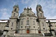 Das Kloster Einsiedeln ist ein begehrter Wallfahrtsort. (Bild: Archiv Neue LZ)