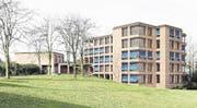 Die Fassade des Schulhauses Röhrliberg I soll erhalten bleiben. (Bild: Visualisierung PD)