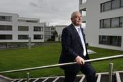 Urs Dickerhof (SVP) will die Verwaltung von Emmen ausbauen. (Bild: Nadia Schärli / Neue LZ)