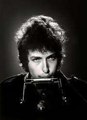 Seit über 50 Jahren als Musiker unterwegs: Bob Dylan in den 1960er-Jahren (75). (Bild: Val Kilmer/Getty)