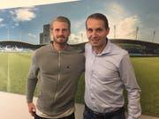 Nicolas Schindelholz kommt vom FC Thun. (Bild: PD)
