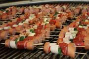 Diverse Gastrobetriebe verwöhnen die Besucher kulinarisch an der Zuger Messe. (Bild: pd / zugermesse.ch)
