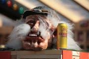 Fasnacht und Alkohol: Die Folgen blieben dieses Jahr im Rahmen. (Symbolbild Ruth Tischler/Neue LZ)