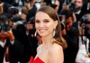 An der Eröffnungszeremonie dabei war auch Natalie Portman. (Bild: Keystone)