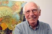 Niklaus Oberholzer: Der Publizist und ehemalige Ressortleiter der Neuen Luzerner Zeitung erhält den Horwer Anerkennungspreis.