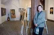 Ljiljana Putincanin präsidiert die Künstlergruppe Uros Predic – CH bereits seit 21 Jahren.