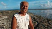 Kiribatis Ex-Präsident Anote Tong kämpft weltweit gegen den Klimawandel. (Bild: Imago/Urs Wälterlin)