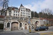Das St. Karli Schulhaus in Luzern. (Bild Corinne Glanzmann/Neue LZ)