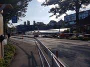 Bis Sommer 2018 sollen die Bauarbeiten an der Spitalstrasse abgeschlossen sein. (Bild: Ramona Geiger)