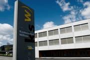 Die Wirtschaftsmittelschule WMS Willisau soll bestehen bleiben, wenn es nach dem Regierungsrat Luzern geht. (Bild: Corinne Glanzmann / Neue LZ)