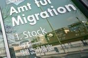 Der Verurteilte hatte in Sachen Ausländergesetz gewisse Vorkenntnisse – er war Abteilungsleiter beim Amt für Migration. (Bild: Pius Amrein / Neue LZ)
