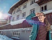 Natascha Schaad wird Pächterin des Bergrestaurants Ahornalp. (Bild: Nadia Schärli (Luthern, 21. Dezember 2017))