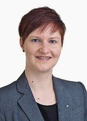 Manuela Brunner, Steuerfachfrau bei der Luzerner Kantonalbank