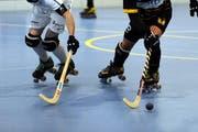 Der Kanton Uri sieht keinen Bedarf für mehr schul-sportliche Förderung. Im Bild: RHC Uri Spieler. (Bild: Urs Hanhart (Neue UZ))