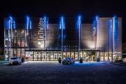 Durch die Billettsteuer - auch dank des Le Théâtre - nimmt die Gemeinde Emmen jährlich rund 700'000 Franken ein. (Bild: Pius Amrein (Emmen, 24. November 2017))