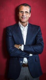 Unternehmer Philippe Gaydoul. (Bild: Chris Iseli/AZ)
