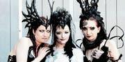 Schaurig-schöne Gestalten: Die Gothic-Szene ist eine oft falsch eingeschätzte Subkultur. (Bild: PD)