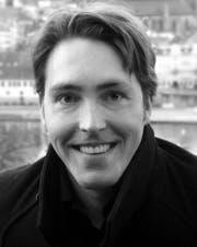 Clemens Heil wird neuer Musikdirektor am Luzerner Theater. (Bild: zvg)