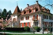 Zur Villa Hammer gehört auch ein grosser englischer Park. (Bild: PD)