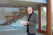 Niklaus Brantschen (80) ist Superior der Schönbrunner und Luzerner Jesuiten. Er verbindet die fernöstliche Kunst des Zen mit der christlichen Tradition.