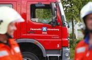 Die Feuerwehr Hünenberg konnte das Feuer rasch löschen und die Katze rechtzeitig in Sicherheit bringen. (Symbolbild) (Bild: Archiv ZZ)