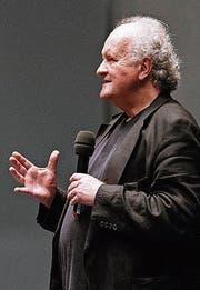 Komponist Wolfgang Rihm. (Bild: PD)