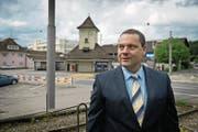 Benedikt Schneider, Einwohnerrat Emmen: «Der wirkliche Sparwille ist nicht in allen Direktionen erkennbar.» (Bild: Pius Amrein/LZ)