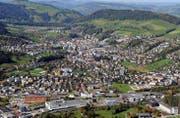 Blick auf die Gemeinde Kriens. (Bild: PD/Gemeinde Kriens)