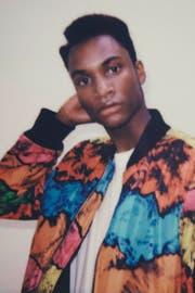 Emmanuel Kidimbu, Luzern (Bild: zvg / Style Magazin)
