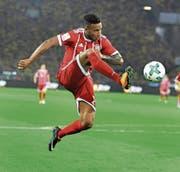 Für den Franzosen Corentin Tolisso bezahlte Bayern 47 Millionen Euro – das bedeutet Bundesliga-Rekord. (Bild: Horst Müller/Imago (Dortmund, 6. August 2017))