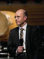 Pirmin Zängerle, Geschäftsführer 21st Concerts: «Ich wehre mich dagegen, wenn das Orchester auf eigene Rechnung Erfolgsproduktionen wieder aufführen will.» (Bild: PD/Priska Ketterer)