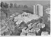 Eine Aussenansicht aus den späten Sechzigerjahren. (Bild: Stadtarchiv Luzern)