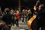 Findet im Jahr 2016 nicht statt: Das Altdorfer Volksmusikfestival. Hier eine Szene aus dem Jahr 2014. (Bild: Urs Hanhart / Neue UZ)