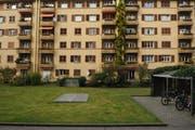 Die ABL-Siedlung Himmelrich 3 muss abgerissen werden. (Bild Boris Bürgisser/Neue LZ)