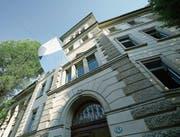 Das Luzerner Kantonsgericht muss 2019 rund 700 000 Franken einsparen. (Bild: Pius Amrein (19. Juni 2017))